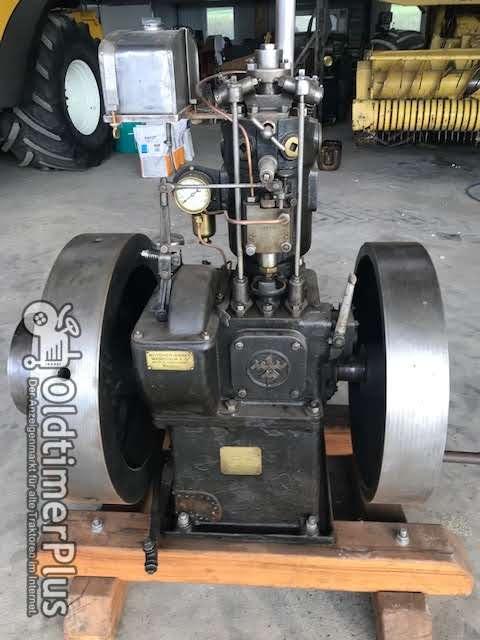 Sonstige Moteur stationnaire MWM 1 cylindre Foto 1
