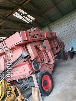 Dreschmaschine Buschhoff Foto 11