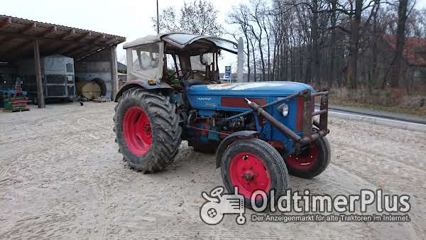 Hanomag Brillant 600 photo 1