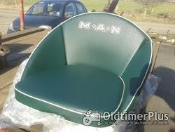 Man ackerdiesel Sitzschwinge Foto 4