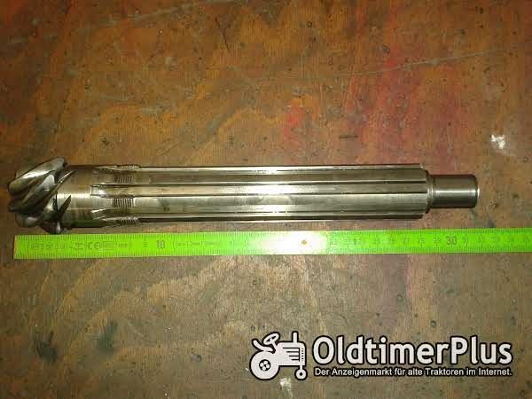 Deutz Nachfertigung Kegelradsatz Deutz D25, D25.1, evtl F2L612/6 Foto 1
