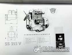 Opel Büssing Hanomag Saurer Mulag Krupp MAN Hansa-Loyd Magirus Dürkop Diesel Motor 1939 neu Foto 6