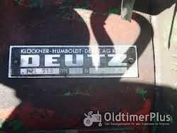 Deutz Oldtimer Deutz Schlepper D-30 / S Foto 4