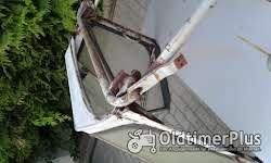 Deutz 06 Scheibe mit kompletten Rahmen-stoßdämpfer Foto 2