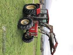 Schlüter Compact 650 SV 6 Forstschlepper mit Schlang & Reichert Winde! photo 4