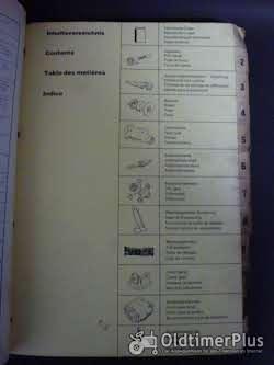 Deutz Werkstatthandbuch Getriebe DX85,90,110 - TW90 Foto 2