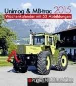 Unimog und MB-Trac Bücher Foto 3