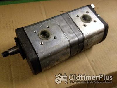Bosch Tandem Hydraulikpumpe 22,5 ccm Foto 2