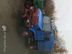 Mercedes Unimog U1700 Foto 2