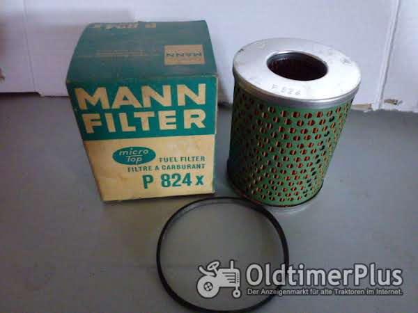 MANN Kraftstofffilter P824x Foto 1