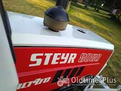 Steyr 80-80 turbo Foto 7