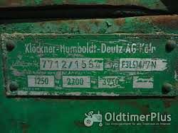 Deutz F3L514 Foto 3