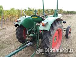Deutz Oldtimer Traktor F2L612 photo 9