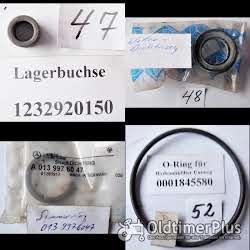 Mercedes MB Trac, MB-Trac, Unimog, Ersatzteile Sortiment B Foto 8
