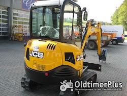 JCB 8026 Minibagger Vorführmaschine mit Powertilt Foto 3