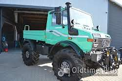 Mercedes Unimog 1600 Agrar, 7,49 Tonnen photo 3