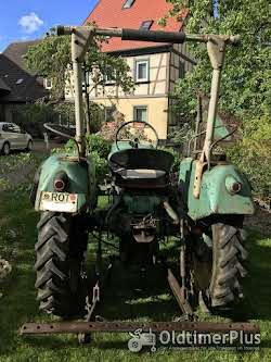 MAN 8515 M 172 Dieselmotor Foto 3