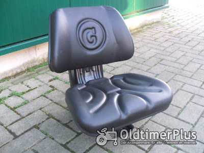 Granit Sitz fendt 100 Serie Foto 2