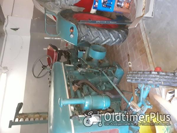 Hanomag R217 S Foto 1