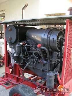 Deutz Motor A4 L514 passend für Schlepper F4 L514 ! Foto 11