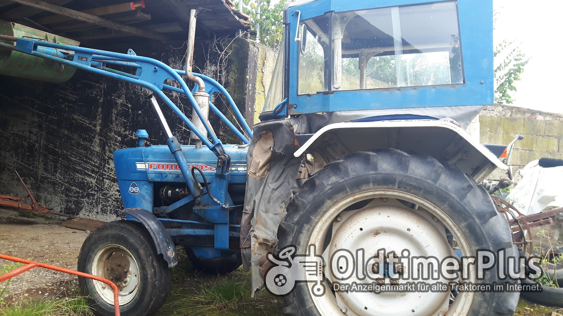Ford 3055 Foto 5