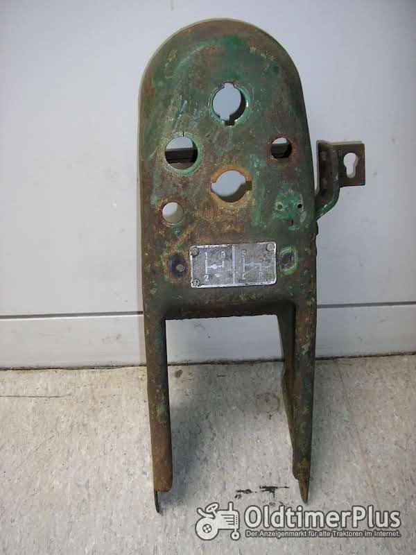 Deutz F 1 l 612 Armaturentafel Foto 1
