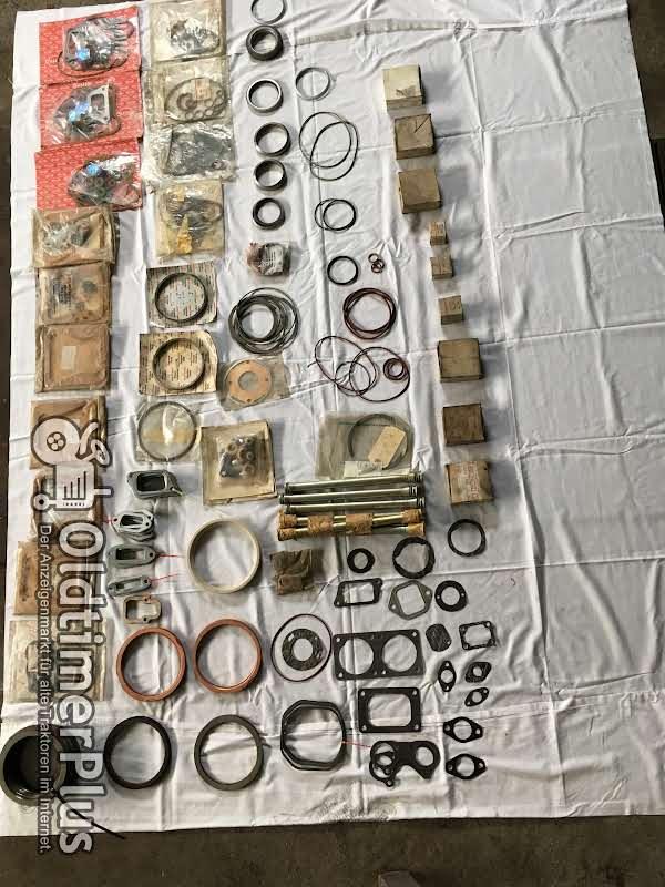 Deutz Diverse Motorenteile von Wasserdeutz 414 Foto 1