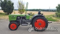 Fendt Farmer 203 V Foto 2
