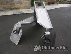 Unimog und MB-Trac Blech- und Bremsenteile sowie Reifen für 2010-U 2450 Foto 10
