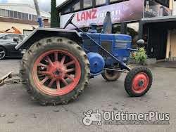 LANZ Lanz D1706 mit Hydraulik foto 3