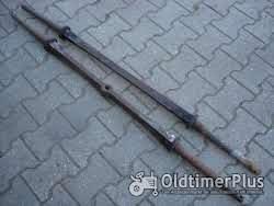 Holzwagen/Leiterwagen 2 Achsen