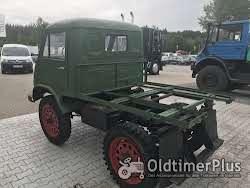 Mercedes Unimog 401 Froschauge zum Restaurieren, Lieferung möglich Foto 9