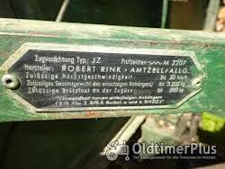 Eigenbau Treibachsanhänger foto 12