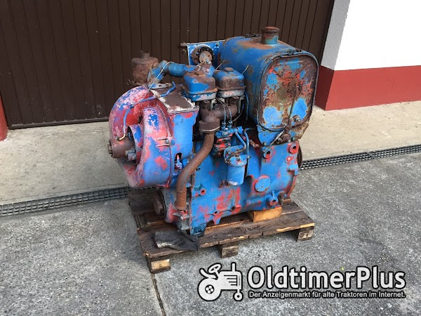 Porsche Stationärmotor Porsche 2 Zylinder photo 1