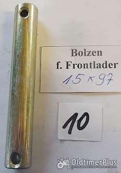 Baas Trima, Frontlader, Ersatzteile Foto 5