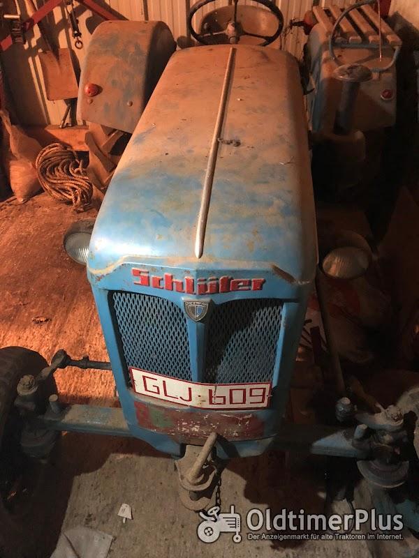 Schlüter tracteur Schlüter S 20 Foto 1