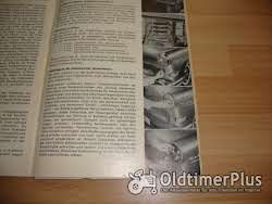 orig. Betriebsanleitung Opel Olympia Rekord P1 1959 Foto 2