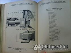 Deutz Bed.Anleitung u.Einzelteilverzeichnis für den D7824 50 PS Diesel Stahl Schlepper Foto 10
