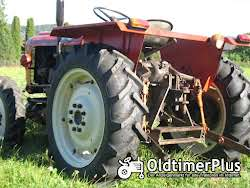 Nuffield Field Boy R 300 DT Allrad, HURTH Allrad-Vorderachse Foto 3
