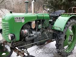 Steyr Traktor T80A Foto 4