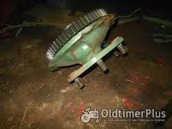 ZF A4 eingebaut in Güldner Spessart, Fahr D88 Zahnräder Foto 2