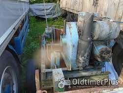 Braun Bowey Langstreckenseilwinde mit Standmotor Foto 3
