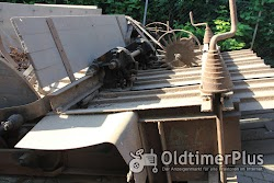 Welger Zwerg Strohpresse für Dreschmaschine Foto 5