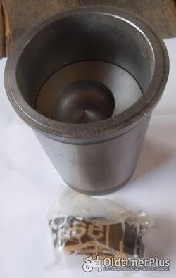 IHC, Zylinder mit Kolben Foto 2