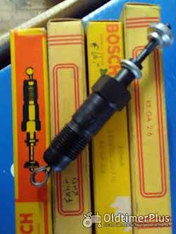 Fahr deutz KHD Gloeibougie bosch Ke/Ga 2/6 glühkerze KHD deutz fahr