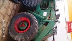 Kaelble Shovel met Deutz 6 cilinder motor F6L714 Foto 3