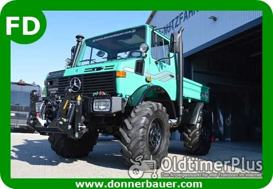 Mercedes Unimog 1600 Agrar, 7,49 Tonnen photo 1