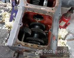 Porsche POSCHE DIESEL 218 H / VOLLRESTAURATION Foto 12