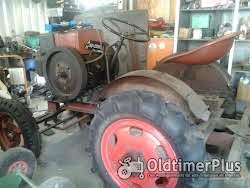Güldner Verdamfer Traktor Foto 2