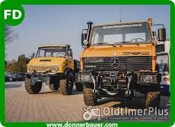 Mercedes Unimog und MB Trac, An und Verkauf photo 4